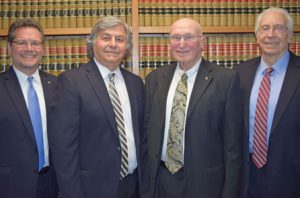 Attorneys of the firm Taenzer, Ettenson & Aberant, P.C.